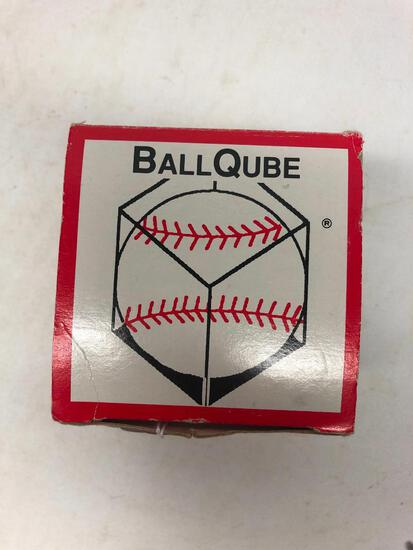 1994 Official World Series Ball in Ball Qube