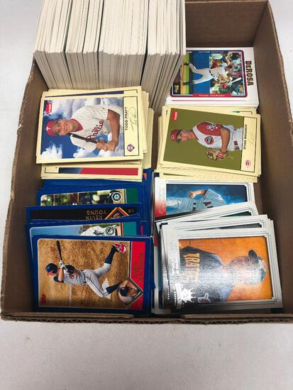 Group of Common Baseball Cards