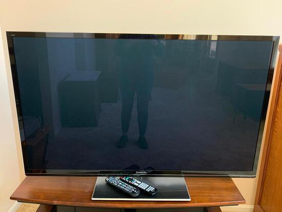 "Panasonic, 55"", Plasma, HDTV, Model Number TC-P55GT50"