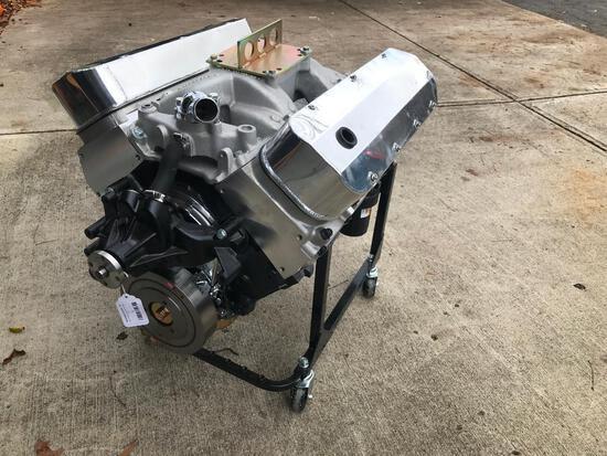 Rebuilt 454, Big Block Motor
