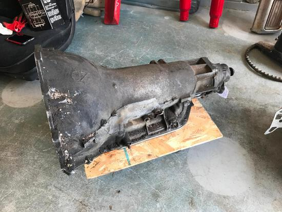 Chevy, Turbo 400, Used Transmission