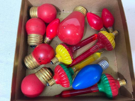 Miscellaneous Vintage Light Bulbs