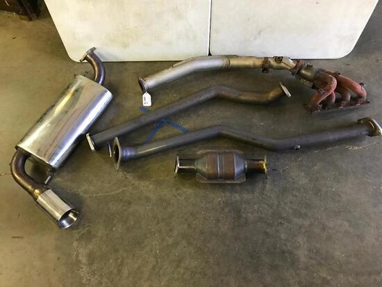 Exhaust Manifold, Catalyc Converter, Pipe and Muffler for Mazda Miata