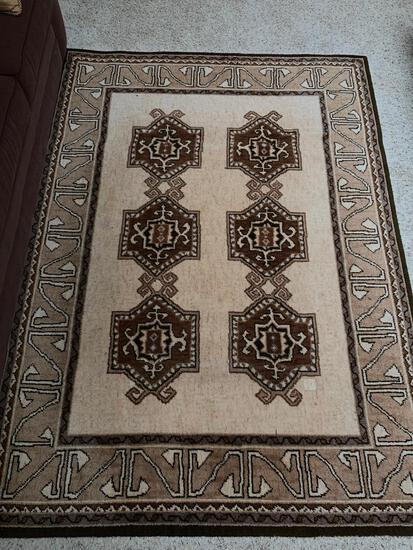Area Rug as Pictured