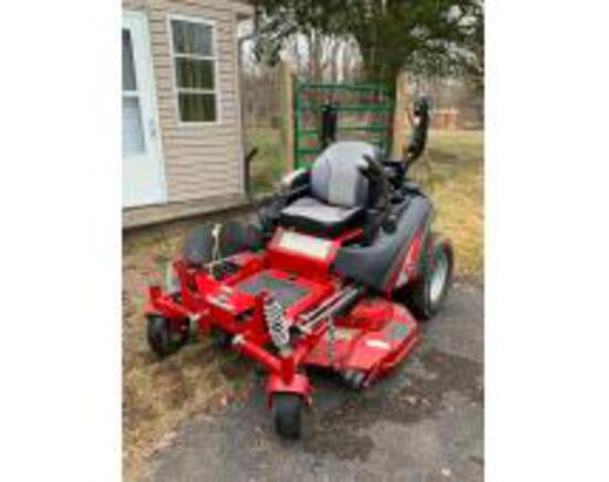 Online Only Tool and Zero Turn Mower Auction