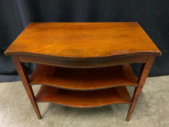 Mersman Solid Wood Side Table