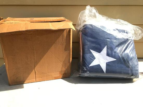 20'x 38' Polyester American Flag New in Bag - As Pictured
