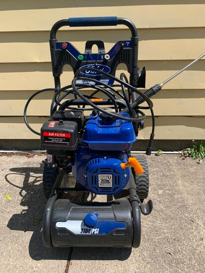 Ford, Gas Power Pressure Washer, 2700 PSI
