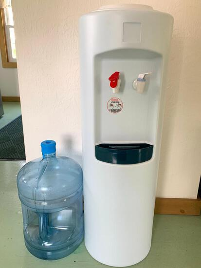 Water Cooler. It is in Working Condition - As Pictured