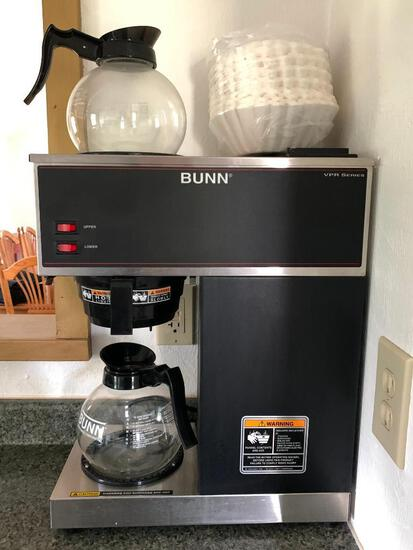Bunn Coffee Maker - As Pictured