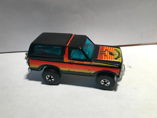 Hot Wheels 1980 Ford Bronco