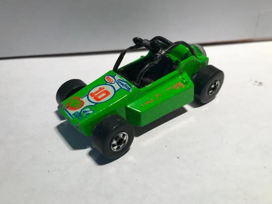 Hot Wheels 1975 Rock Buster w/Twisted Cage