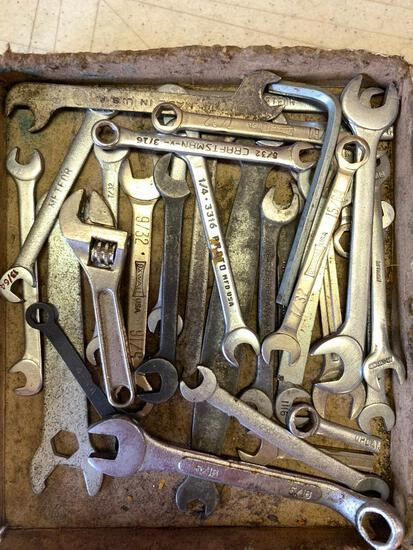 Group of Miniature Wrenches - As Pictured