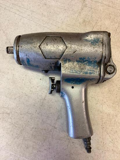 """1/2"""" Impact Wrench. Brand is Worn Off - As Pictured"""