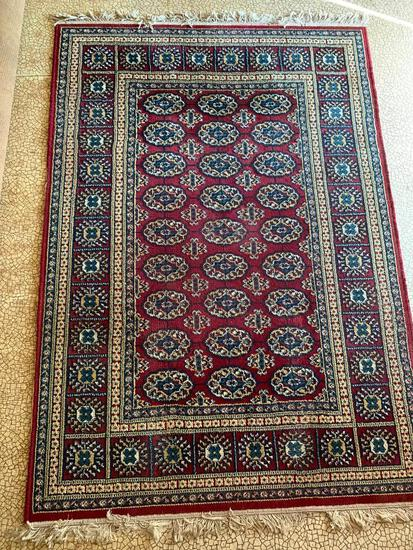 """67"""" x 47"""" Area Rug - As Pictured"""