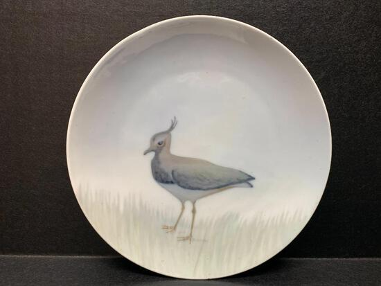 """Royal Copenhagen Porcelain Plate . This is 7"""" in Diameter - As Pictured"""