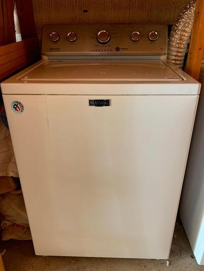 Maytag Washing Machine, Model MVWC416FW0