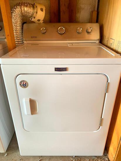 Maytag Dryer, Model MEDC465HW0