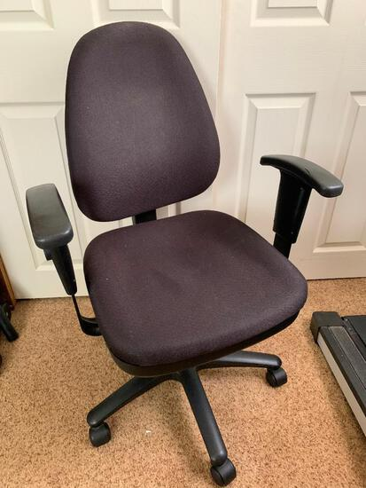 Adjustable Office Chair - As Pictured