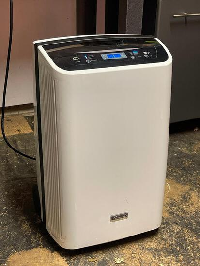 """Kenmore Dehumidifier. This is 25"""" T x 15"""" W x 12"""" D & is in Working Condition - As Pictured"""