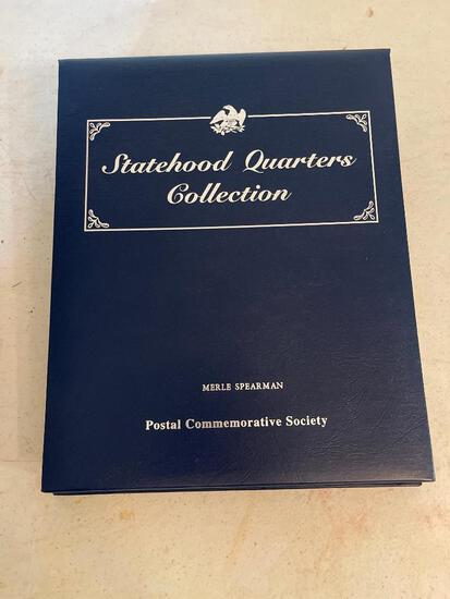 Statehood Quarters Collection by Postal Commemorative Society - As Pictured