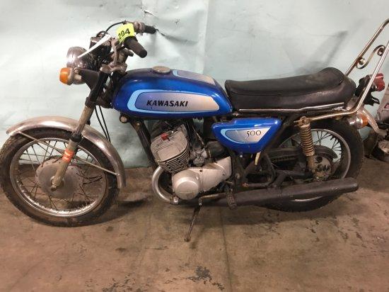 1971 Kawasaki H1 500