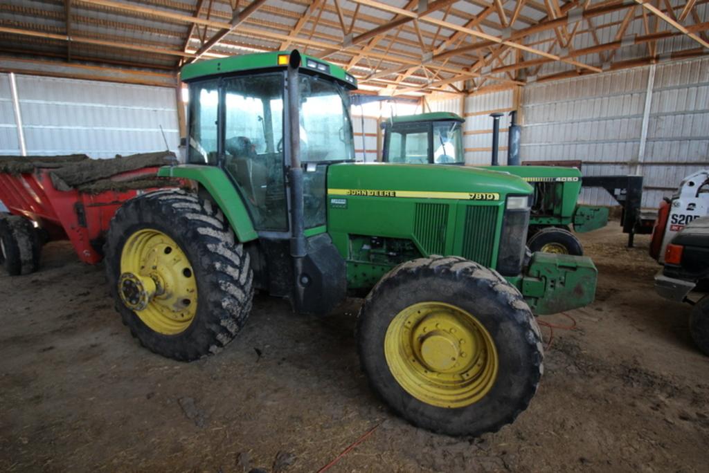 Large Farm Equipment Auction - Columbus WI