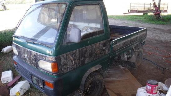 1992 Honda Mini Truck