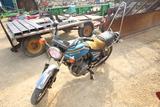 Honda 400 Motorcycle