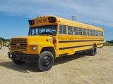 Ford B700 School Bus