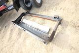 Massey Fergusson Adapter Plate