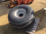 Two (2) Armstrong 14L-16.1 5L Tires