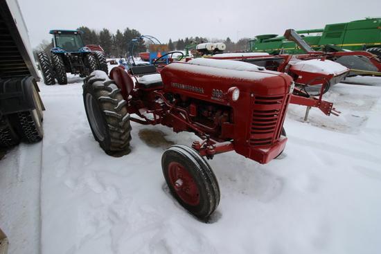 International 300 Utility Tractor