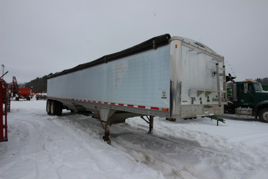 2000 Wilson Hopper Bottom Trailer