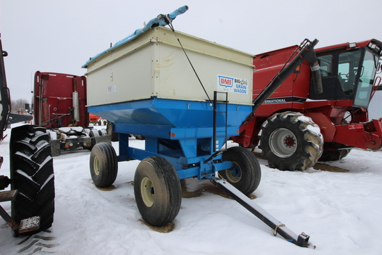 DMI Big Little Grain Wagon