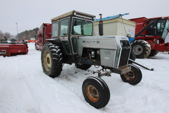 White 2-70 Field Boss Tractor