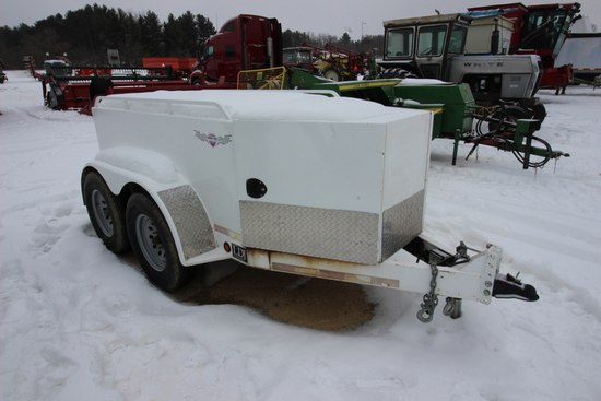 2009 Thundercreek Fuel Trailer