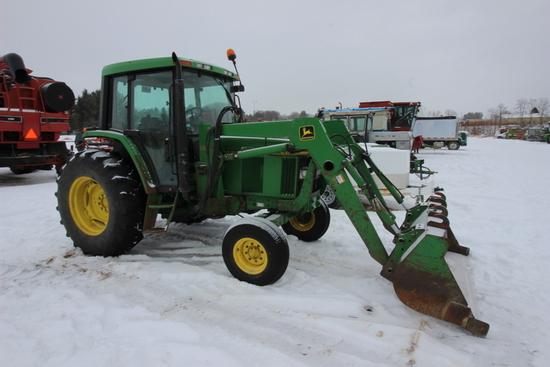 John Deere 6300 Tractor