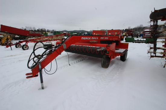 Kuhn Knight MM300 Merger