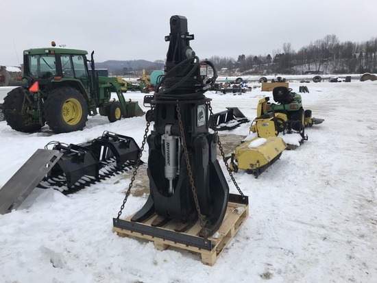 Rotobec RPA3045R Log Grapple