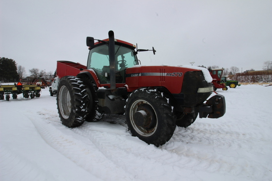 CIH MX270 Tractor