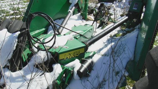 John Deere HX15 Mower