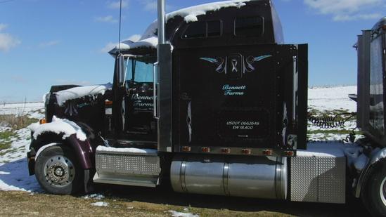 IHC EAGLE 9900 Semi Truck