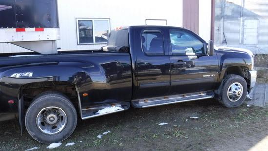 2012 Chevrolet 3500 HD Truck