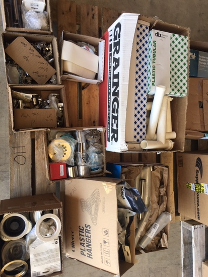 Pallet of Service Repair Parts and Kits