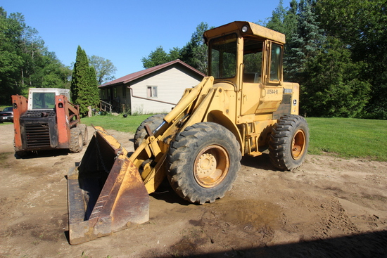 John Deere 544B Wheel Loader