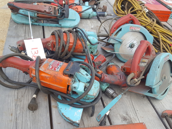 Power Tools, Saws, Grinders