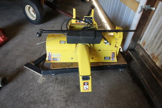 46'' PTO Driven Snow Blower w/ John Deere Factory Hitch