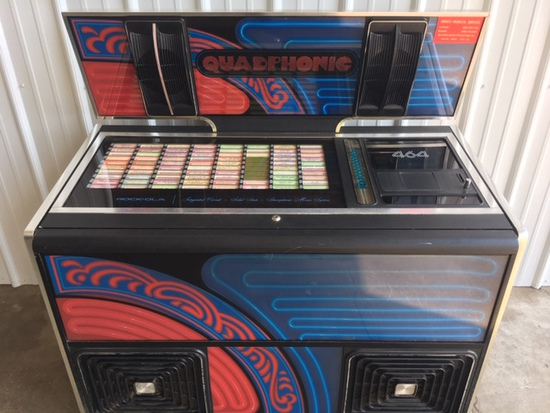 Quadphonic Jukebox