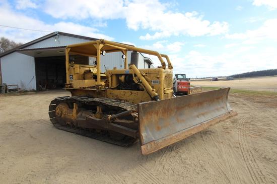 CAT D6C Track Type Tractor